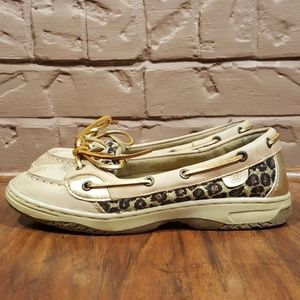 Sperry Top Sider Angelfish Boat Shoes, Size 5M